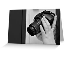 Shutterbug Greeting Card