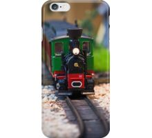 Toy Train II ~ Minatures Series iPhone Case/Skin