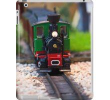 Toy Train II ~ Minatures Series iPad Case/Skin