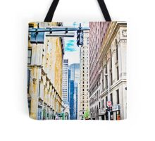 Downtown Pittsburgh  Tote Bag