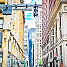 Downtown Pittsburgh  by Jeanie93