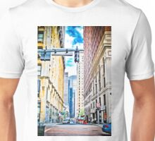 Downtown Pittsburgh  Unisex T-Shirt
