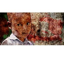 Pour les enfants d'Haïti Photographic Print