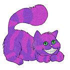 cheshire cat by WindingVines