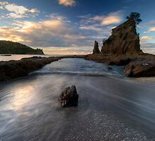 Rock by Michael Treloar