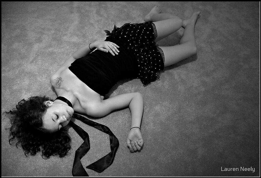 Death with Elegance by Lauren Neely