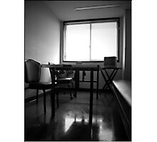 Breakroom Secrets Photographic Print