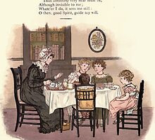LIttle Ann and Other Poems by Jane and Ann Taylor art Kate Greenaway 1883 0044 The Chatterbox by wetdryvac