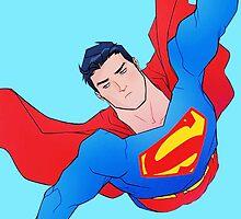 Superman by kikikent