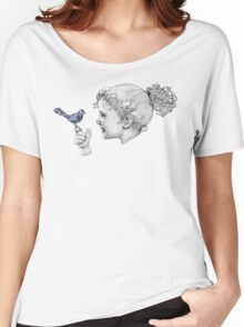 Everybody Needs a Friend Women's Relaxed Fit T-Shirt
