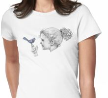 Everybody Needs a Friend Womens Fitted T-Shirt