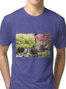 Waterfall 1 Tri-blend T-Shirt