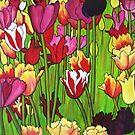 My Heart's in Tuliptime by Susan Duffey