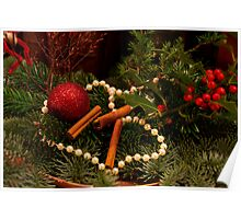 Christmas decor Poster