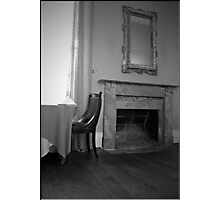 Dine by the Fire Photographic Print
