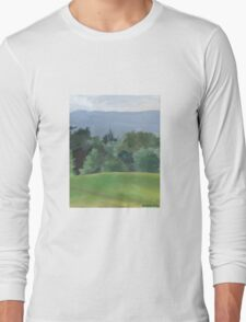 Vermont Hills Long Sleeve T-Shirt