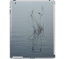 Graphical Watergrass Reflections iPad Case/Skin