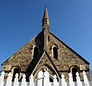 St Pauls Presbyterian Church, Hill End by Sarah Donoghue