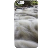 Boulder Creek in Slow Mo iPhone Case/Skin
