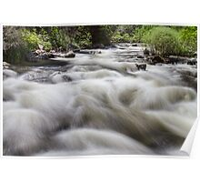 Boulder Creek in Slow Mo Poster