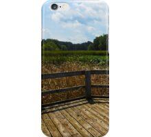Sheldon Marsh Scenic Overlook 2 iPhone Case/Skin