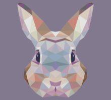 Geometric Bunny Kids Clothes