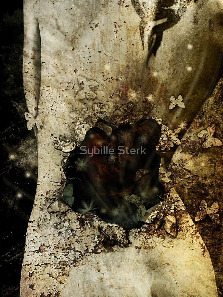 Black Hole by Sybille Sterk