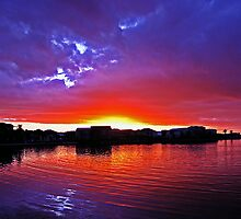 Tequilla colored Sunset by garyt581