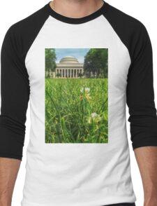 MIT Weeds of Wisdom Men's Baseball ¾ T-Shirt