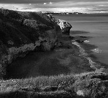 Blackhall Rocks by Paul Berry