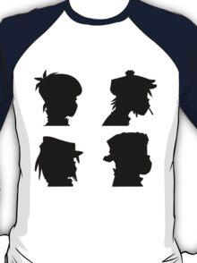 the gorillaz  T-Shirt