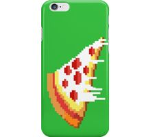 Pizza - 8 bit iPhone Case/Skin