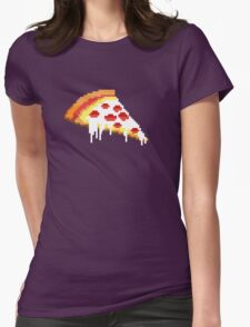 Pizza - 8 bit T-Shirt