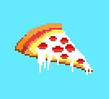 Pizza - 8 bit by galegshop