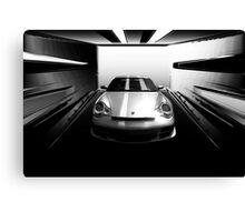 Porsche 996 GT2 #4 Canvas Print