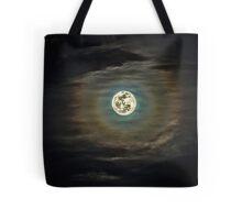 Moon (High Dynamic Range) Tote Bag