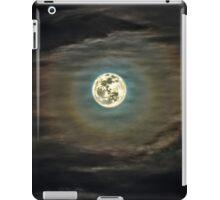 Moon (High Dynamic Range) iPad Case/Skin