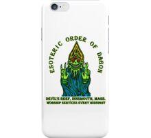 Esoteric Order of Dagon  iPhone Case/Skin