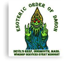 Esoteric Order of Dagon  Canvas Print