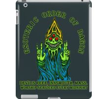 Esoteric Order of Dagon  iPad Case/Skin