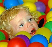 having a ball by Rodney55
