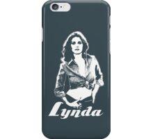 Lynda! iPhone Case/Skin