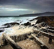 Sea of Foam by ccaetano
