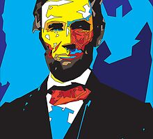 Abraham Lincoln by Clayton Fleshman