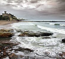 Tamariz Beach by ccaetano