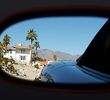 Rear View Mirror by tvlgoddess
