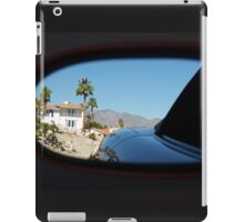 Rear View Mirror iPad Case/Skin