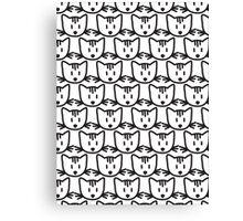 CATS!!! Canvas Print