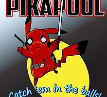 Pikapool by HenryGaudet
