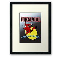 Pikapool Framed Print